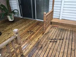 pressure washing wood fence and deck service in houston texas service