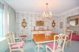 1950s interior design step back into 1950 s interior design with this perfectly preserved