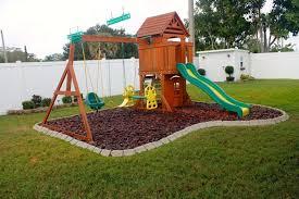 Backyard Play Ideas Backyard Playground Photo With Astounding Outdoor Play Equipment