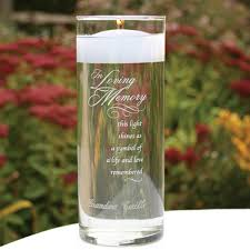 table decorations for wedding wedding table decorations in loving memory cylinder
