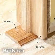 Hanging Prehung Door Interior Tips For Hanging Doors Family Handyman