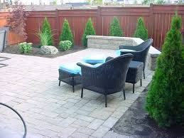 Ideas Landscaping Front Yard - patio ideas front yard stone patio ideas garden design with back