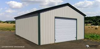 Single Car Garages by Metal Buildings Garages Carports U0026 Barns Elephant Structures