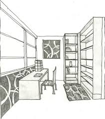 dessiner une chambre en perspective awesome dessiner une en perspective frontale contemporary
