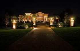 Beautiful Landscape Lighting Design For Your Home Front Yard - Backyard lighting design