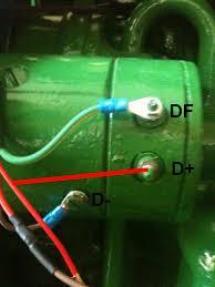 lichtmaschine bzw regler anschließen elektrik deutz forum