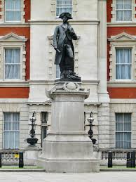 Statue of Captain James Cook, The Mall