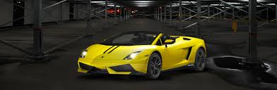 rent supercars in usa