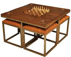 reclaimed wood game table top new wood game table household prepare magazine 3 in 1 munro