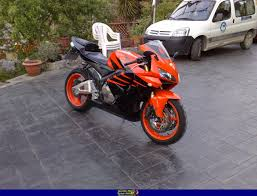 honda 600rr 2003 sportbike rider picture website