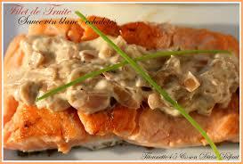 cuisiner truite au four filet de truite sauce échalote et vin blanc les recettes de