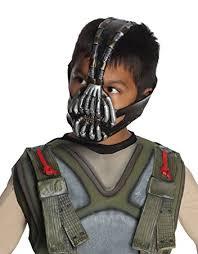 bane costume bane mask kids rises bane costume mask age 6