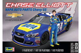 revell 1 25 no 24 chase elliott napa auto parts chevy ss 85 4222