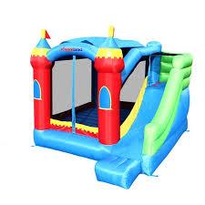 Royal Palace Area Rugs Bounceland Royal Palace Bounce House With Slide U0026 Reviews Wayfair