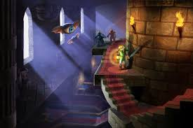 The Legend Of Zelda A Link Between Worlds Map by Image Dungeon A Link Between Worlds Jpg Zeldapedia Fandom