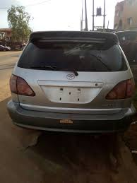 harrier lexus 2005 xmas promo tokunbo lexus rx300 aka toyota harrier suv for sale