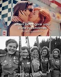 Thingsboysdowelove Meme - genericjohn on twitter greetings comrade communist soviet meme