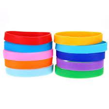 rubber wrist bracelet images 2pcs lot elastic wrist bands rubber bracelets assorted silicone jpg