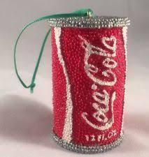 coca cola christmas decorations ebay