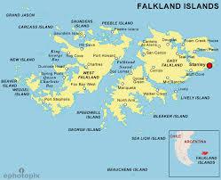 map of the islands falkland islands maps maps of falkland islands