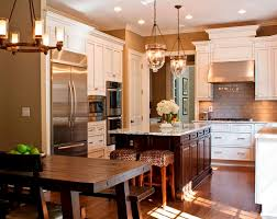 layered kitchen lighting how doubling down on your lighting