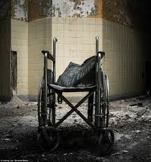images of abandoned maryland mental asylum notorious for abuse of