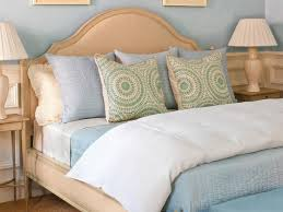 how to make a bed southern living