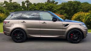 land rover autobiography 2016 used land rover range rover sport 4 4 sdv8 autobiography dynamic
