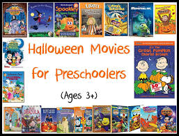 sparrows at home halloween movies for preschool aged children