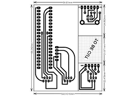 pcb fabrication altium designer how do i scale the output