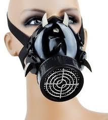 Gas Mask Costume Respirator Gas Masks U2013 Dysfunctional Doll