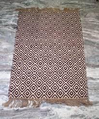 Kilim Bath Mat Indian Bed Room Doormat Front Door Foot Mat Non Slip Bathmat Floor