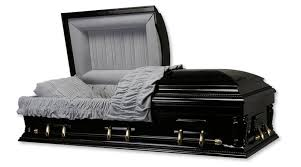 black casket i want this casket my funeral casket