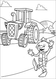 bob builder coloring pages 62 bob builder kids