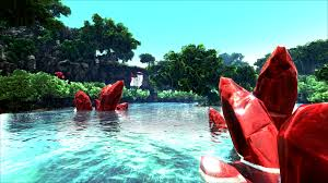 Iso Map Isolde Gaming The Ark Survival Evolved Map Series