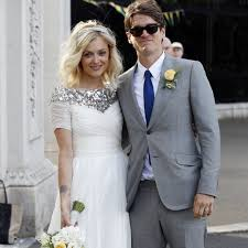 fearne cotton wedding pictures wearing pucci dress popsugar