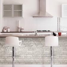 peel and stick wallpaper tiles grey and white brick peel and stick wallpaper