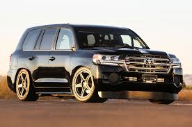 military land cruiser toyota land speed cruiser hits 230 mph motor trend