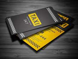 taxi business cards 12 taxi business card templates free premium