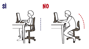 postura corretta scrivania moving frosinone il corpo prende forma le 7 regole per una