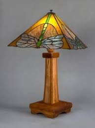 arts and crafts table lamps lamps inspire ideas