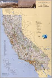Map Of California And Oregon by California State Highway Map California Map