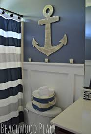 Nautical Bathroom Decor by Nautical Bathroom Decor U2013 Decoration
