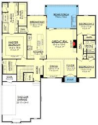 plan 51734hz 3 bed acadian with bonus over the garage bonus