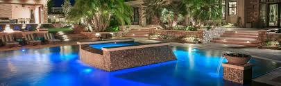 Backyard Led Lighting Led Lighting For Your Backyard Paradise Premier Pools U0026 Spas