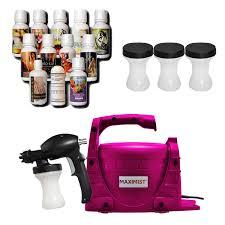 maximist gemstone fushia pink spray tanning system tampa bay tan