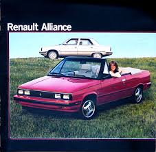 renault alliance 1986 alliance u0026 encore