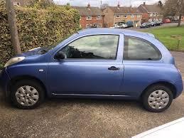 nissan micra warning lights nissan micra 2005 light blue 1 2 petrol in pembury kent gumtree