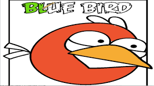 angry birds coloring pages for kids angry birds coloring pages