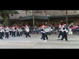 explorer middle school in the macy thanksgiving day parade 2011